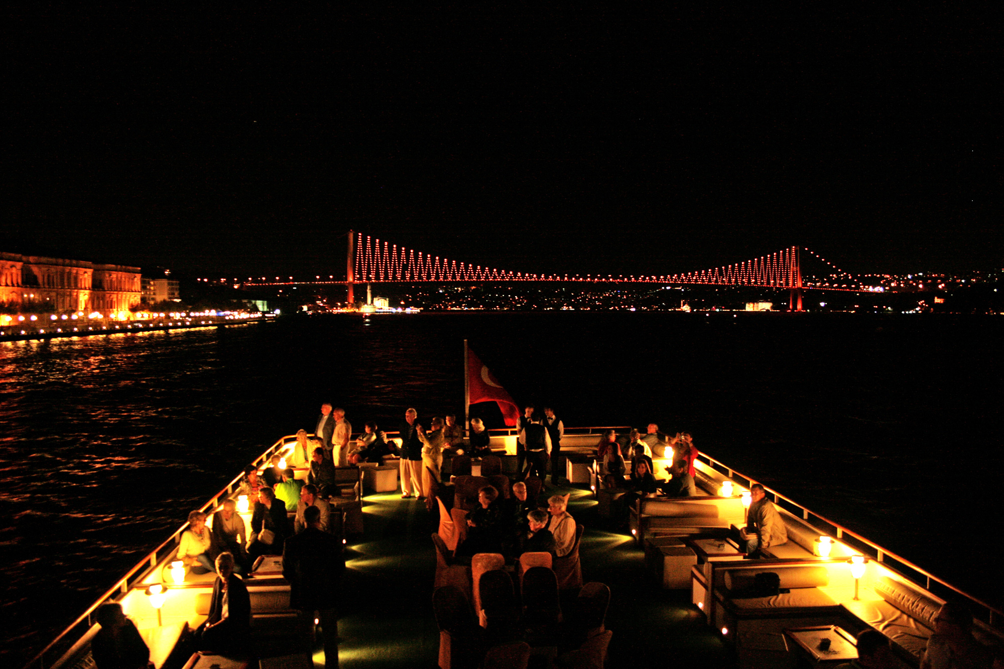 ISTANBUL DINER CUISE