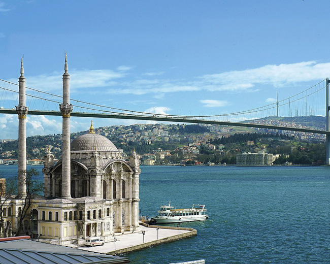 Black Sea Cruise Ortakoy