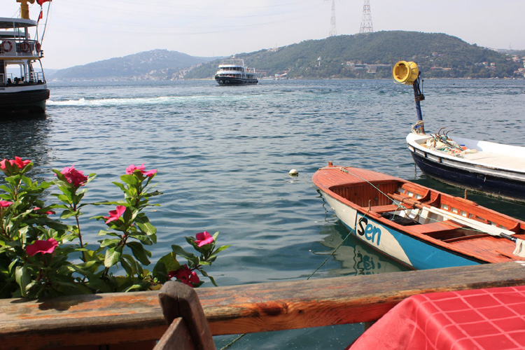 Black Sea Cruise Anadolu Hisari