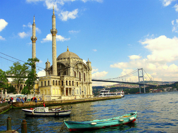 Bosphorus Cruise with Asian Side Ortakoy
