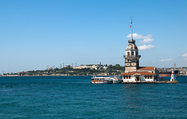 Bosphorus Cruise Maiden Tower