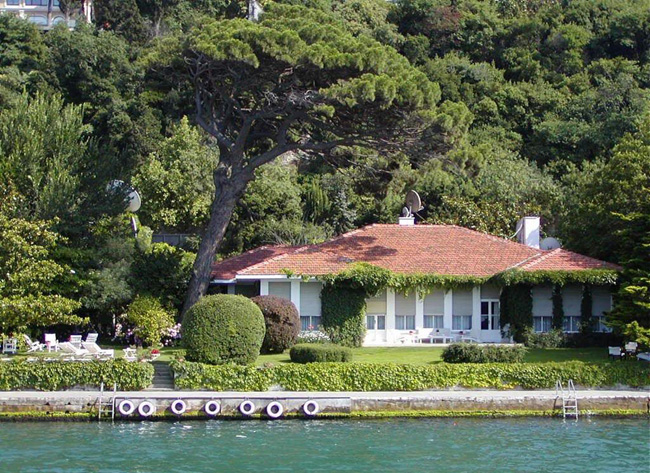 Bosphorus Cruise with Asian Side Wooden Houses